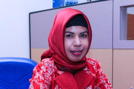 Dra. Fitriyah, MA