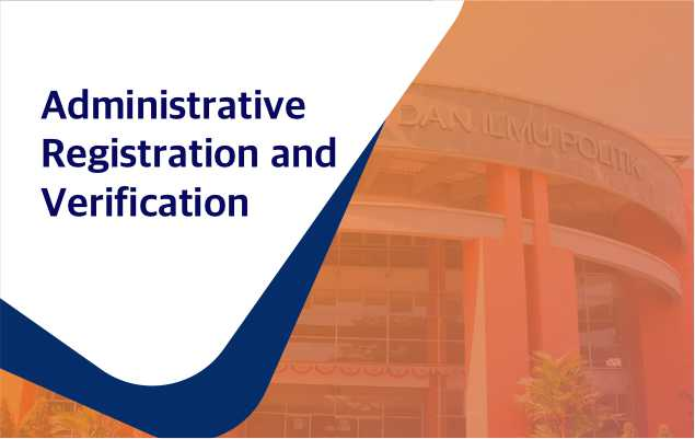 Call for online registration for new international students